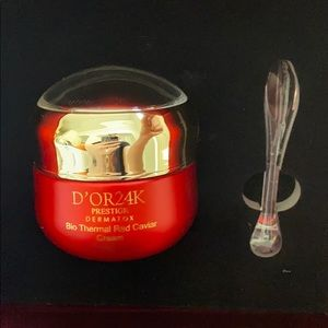 Luxury D'or24k prestige bio thermal caviar cream